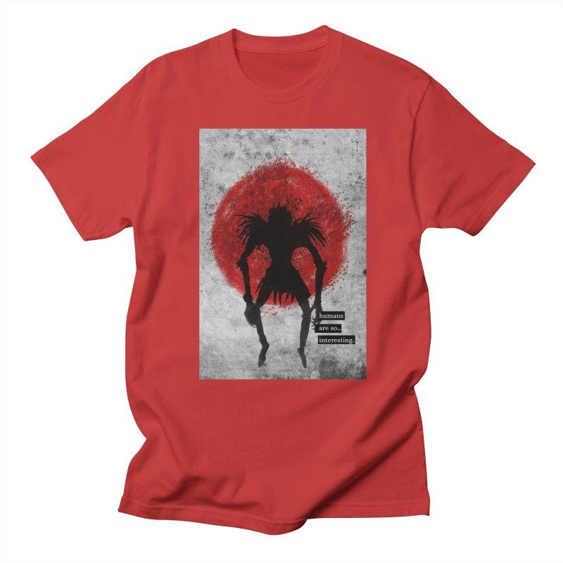 Humans Men's T-Shirt by quadrin's Artist Shop