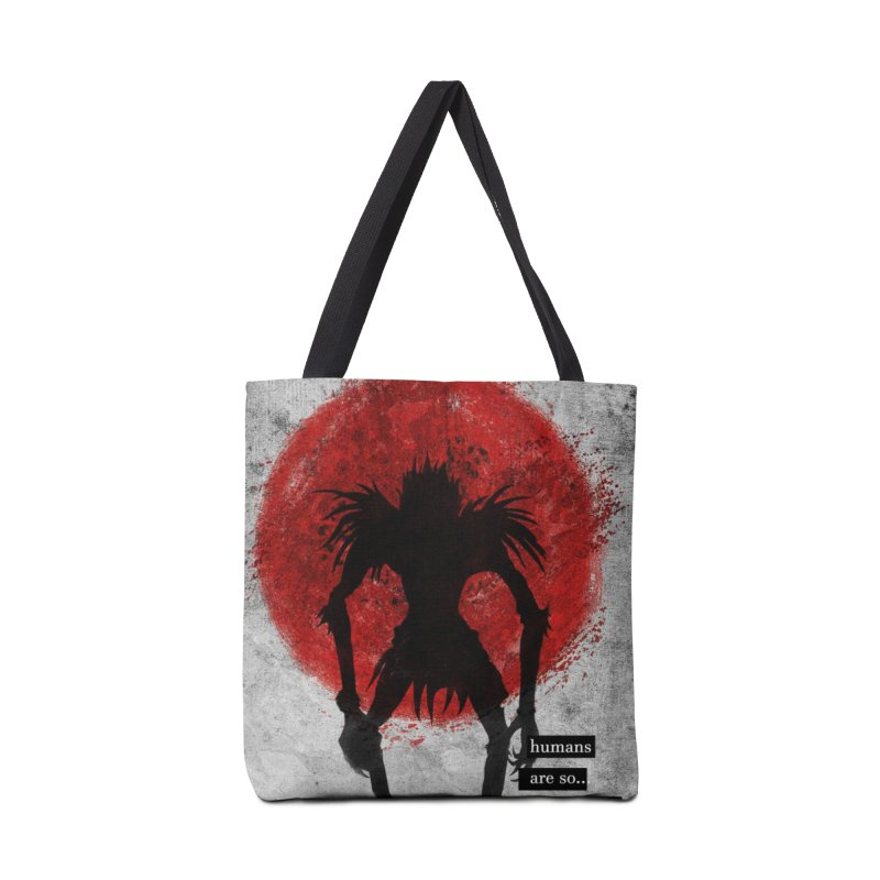 Humans Accessories Bag by quadrin's Artist Shop