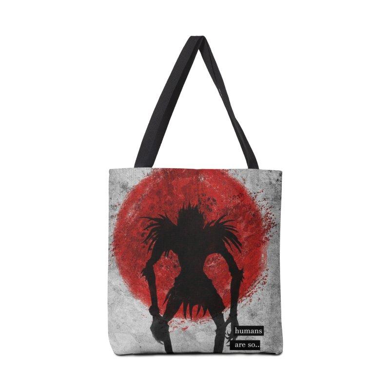 Humans Accessories Bag by quadrin's Artist Shop