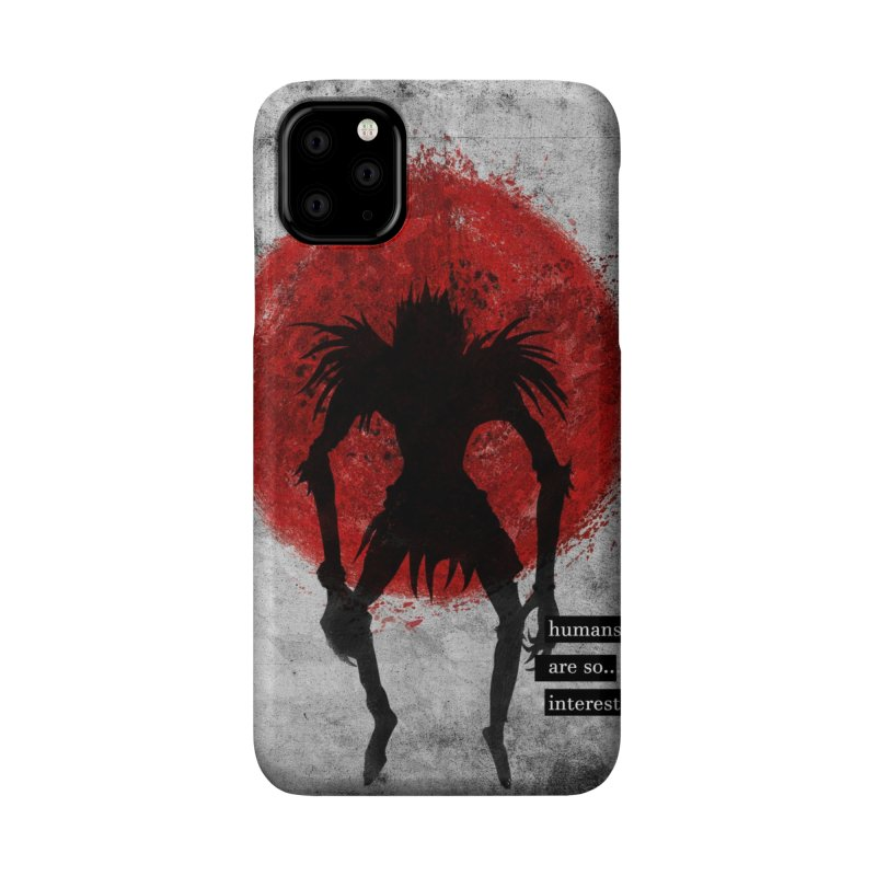 Humans Accessories Phone Case by quadrin's Artist Shop