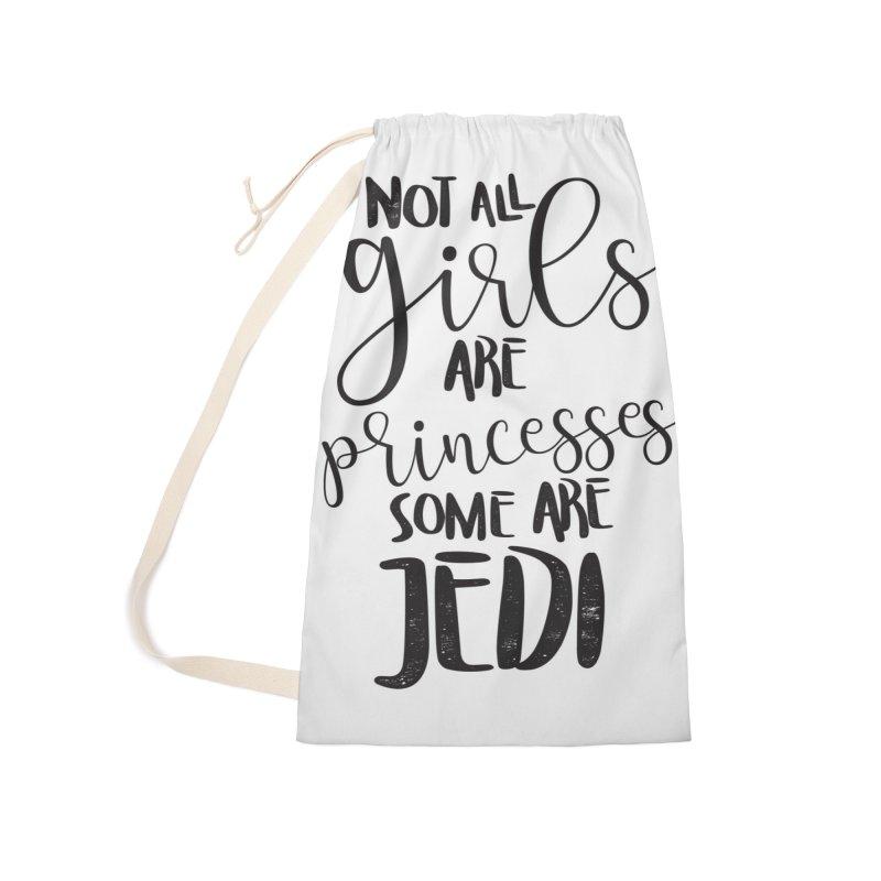 Jedi Girls Accessories Bag by quadrin's Artist Shop