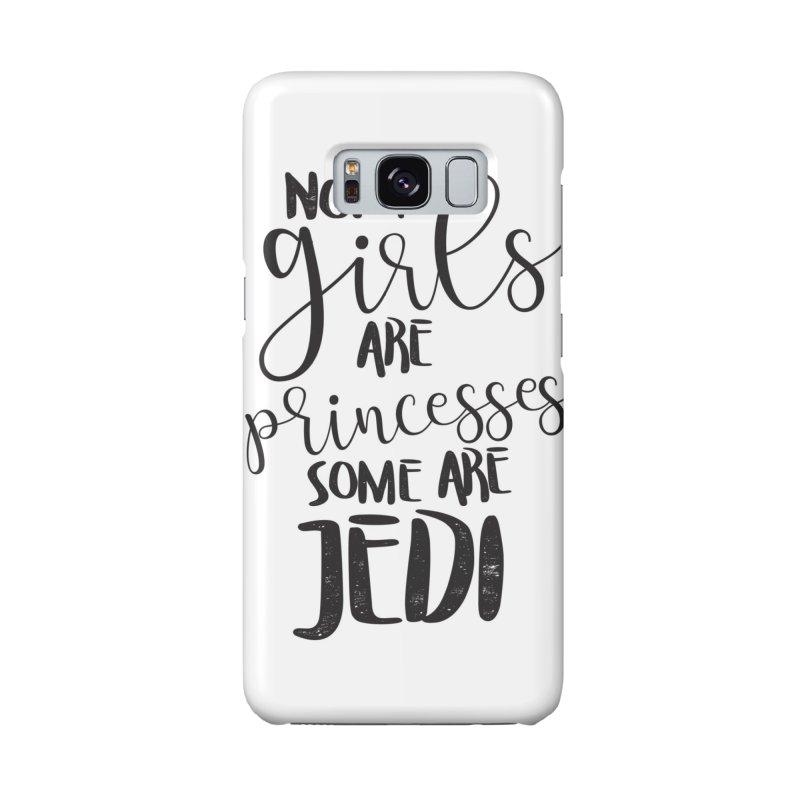 Jedi Girls Accessories Phone Case by quadrin's Artist Shop