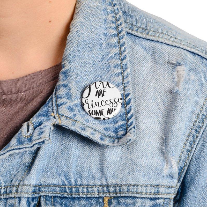 Jedi Girls Accessories Button by quadrin's Artist Shop