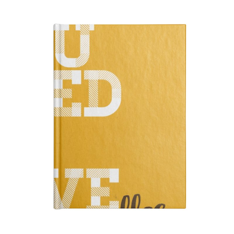 Love & Coffee Accessories Notebook by quadrin's Artist Shop