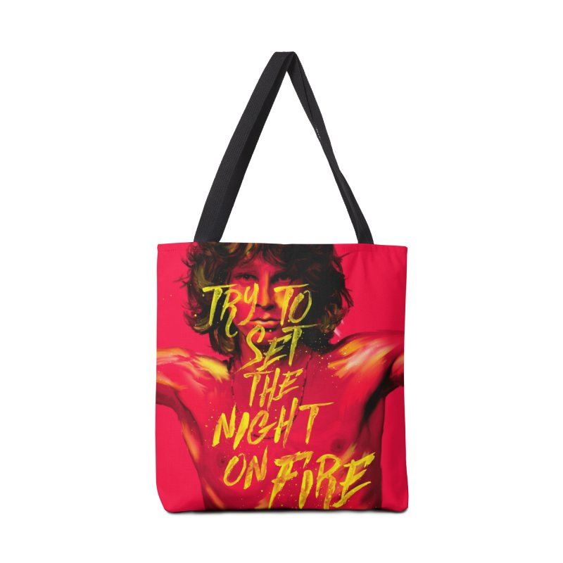 Light my fire Accessories Bag by quadrin's Artist Shop