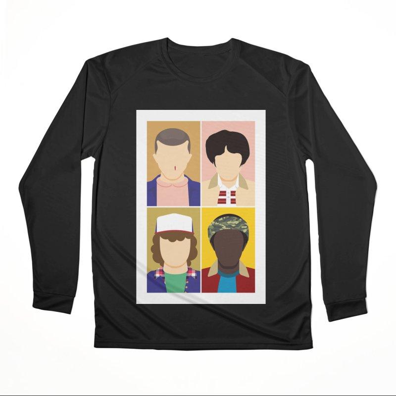 The Stranger Fab Four Women's Longsleeve T-Shirt by quadrin's Artist Shop