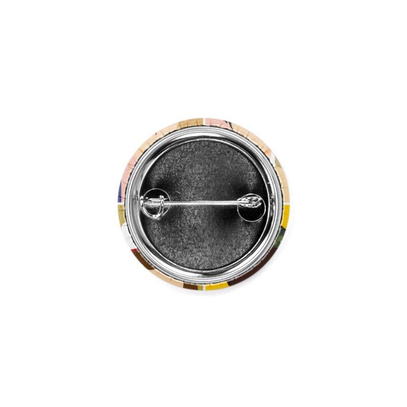 The Stranger Fab Four Accessories Button by quadrin's Artist Shop