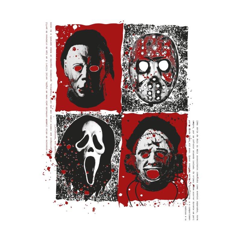 Serial Killers by quadrin's Artist Shop
