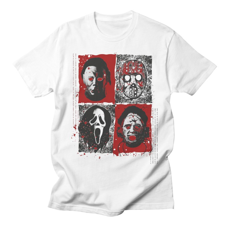 Serial Killers Men's T-Shirt by quadrin's Artist Shop
