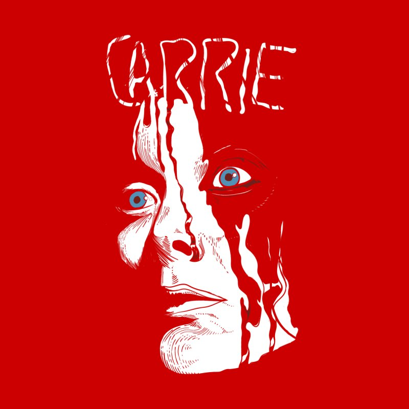 Carrie Men's T-Shirt by quadrin's Artist Shop