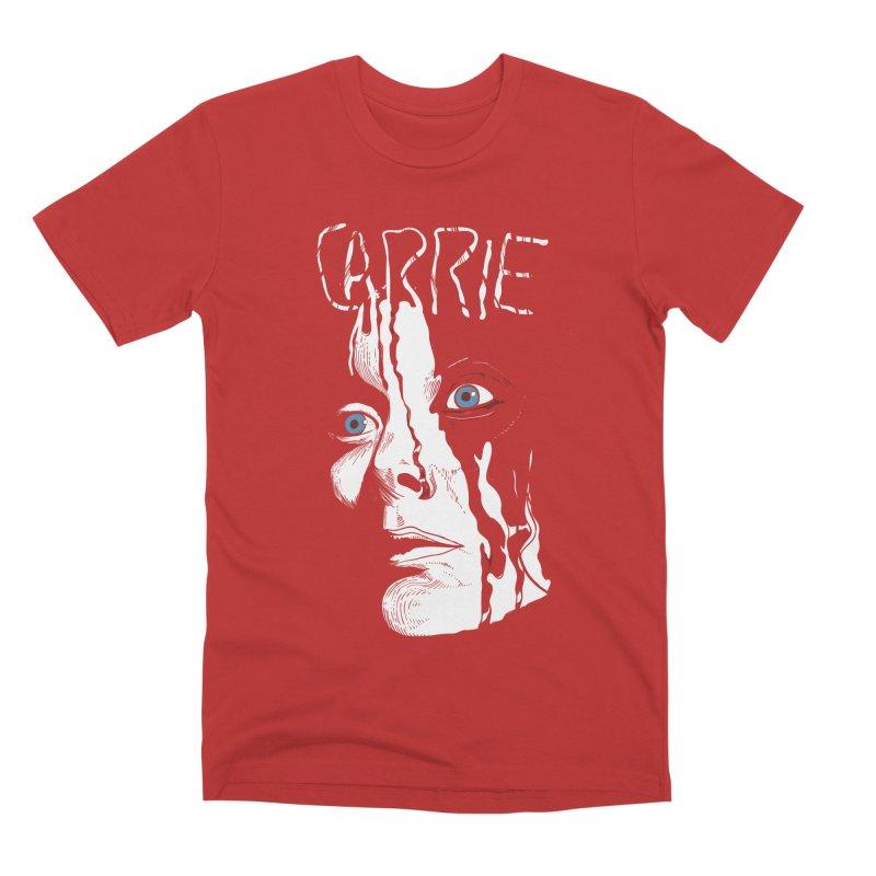Carrie Men's Premium T-Shirt by quadrin's Artist Shop