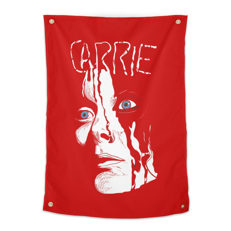 Carrie Home Tapestry by quadrin's Artist Shop