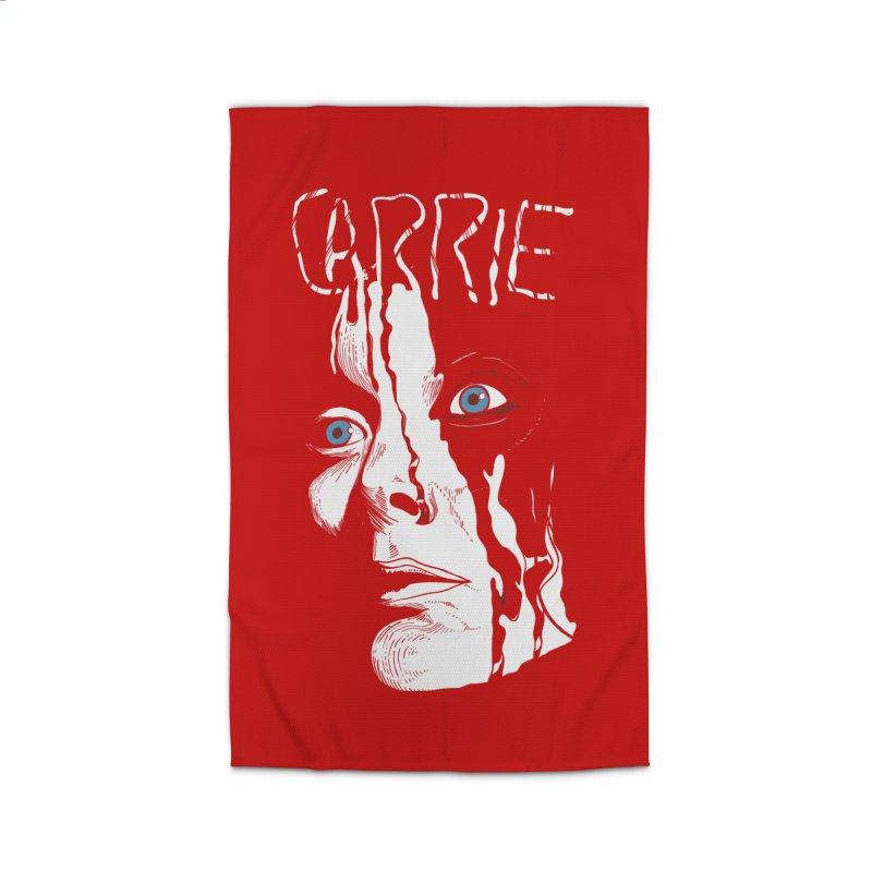 Carrie Home Rug by quadrin's Artist Shop
