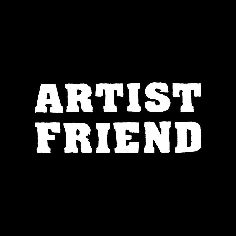 Artist Friend Men's T-Shirt by quamart's Artist Shop