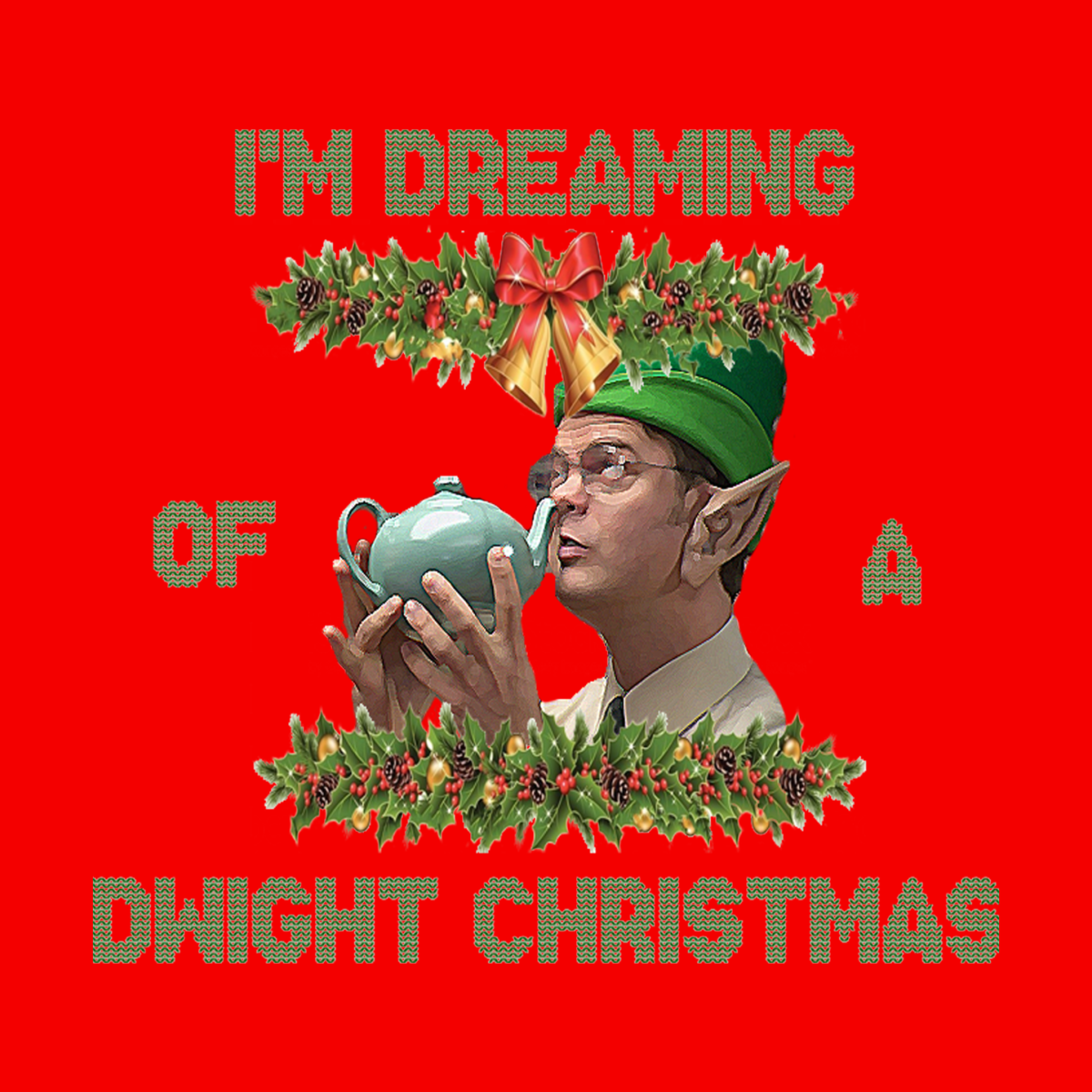 Dwight Christmas.Dwight Christmas