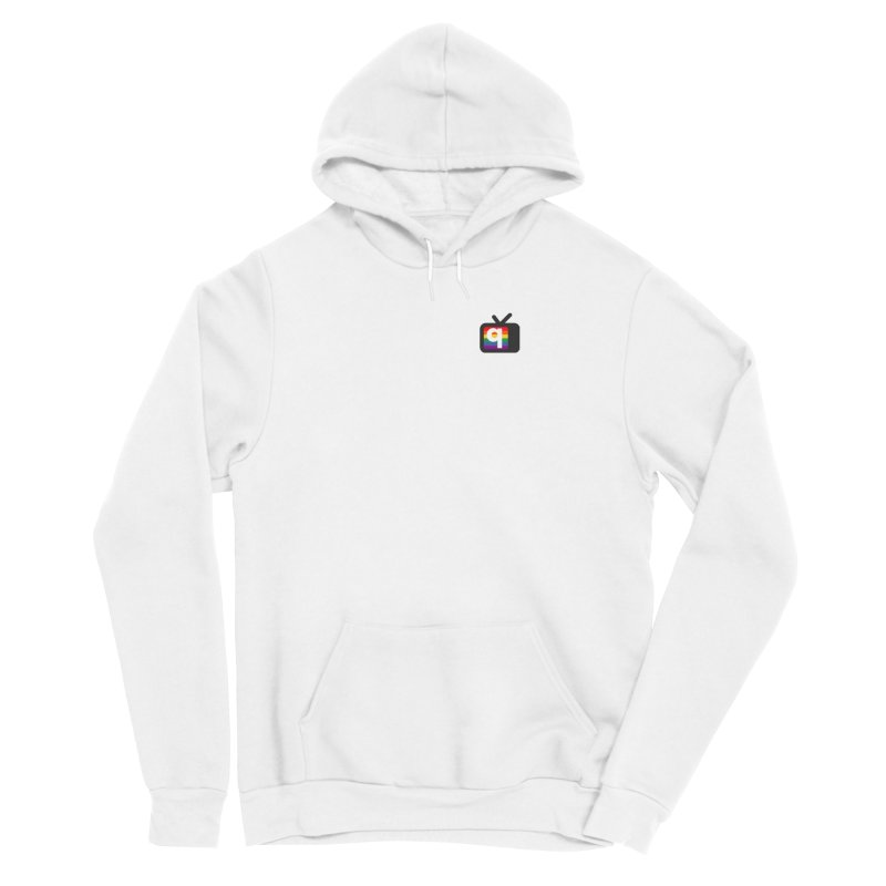 QUEERANTINE Logo Men's Pullover Hoody by The Official QUEERANTINE Shop