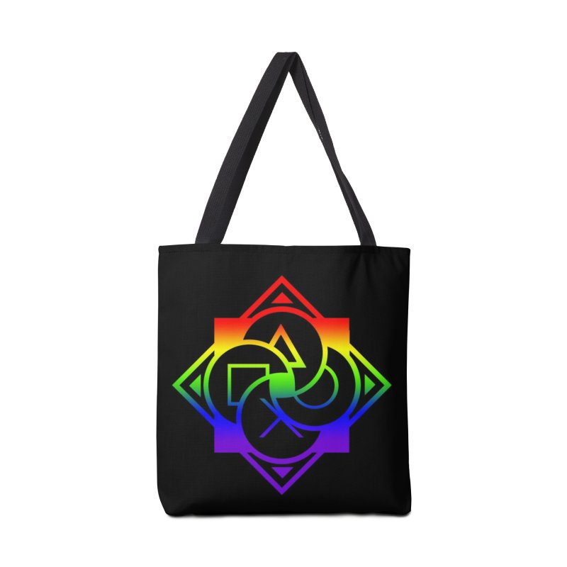 Logo - LGBT+ Pride Accessories Tote Bag Bag by Queer Women Game Loot
