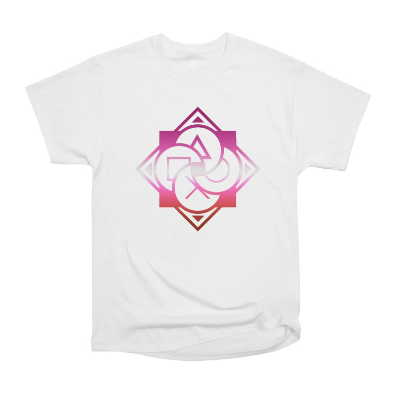 Logo - Lesbian Pride Women's T-Shirt by Queer Women Game Loot