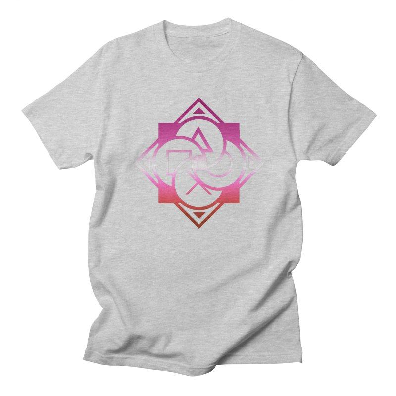 Logo - Lesbian Pride Men's Regular T-Shirt by Queer Women Game Loot