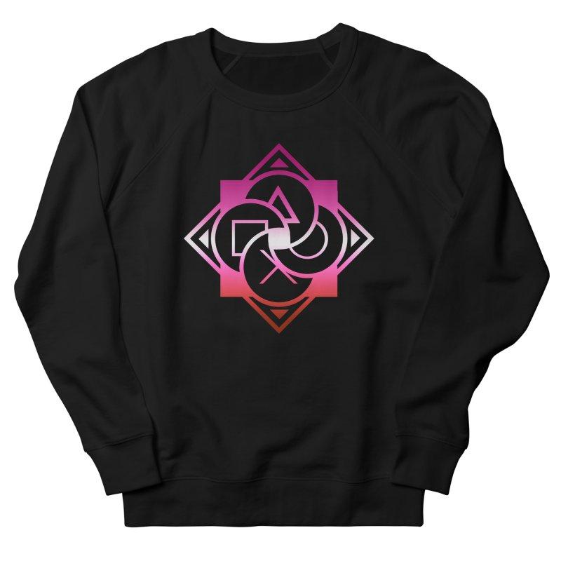 Logo - Lesbian Pride Women's French Terry Sweatshirt by Queer Women Game Loot