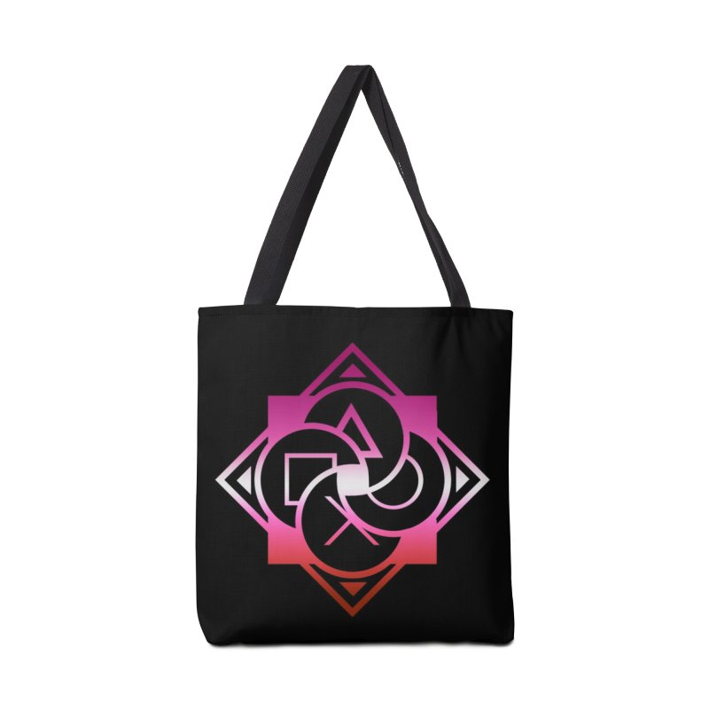 Logo - Lesbian Pride Accessories Tote Bag Bag by Queer Women Game Loot