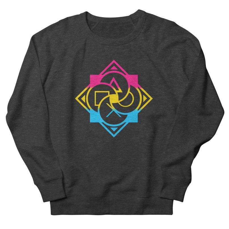 Logo - Pan Pride Women's French Terry Sweatshirt by Queer Women Game Loot