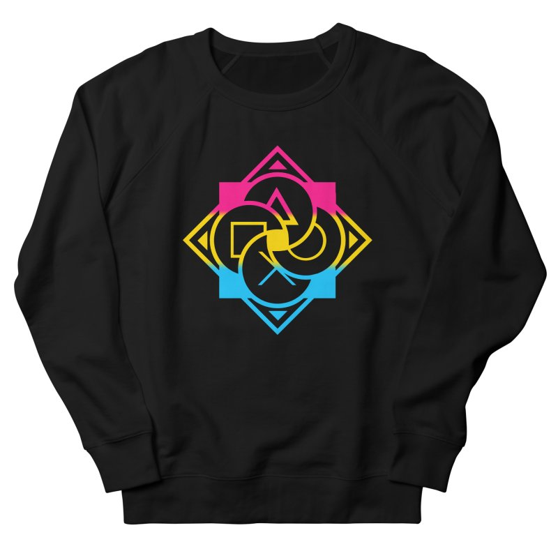 Logo - Pan Pride Men's Sweatshirt by Queer Women Game Loot