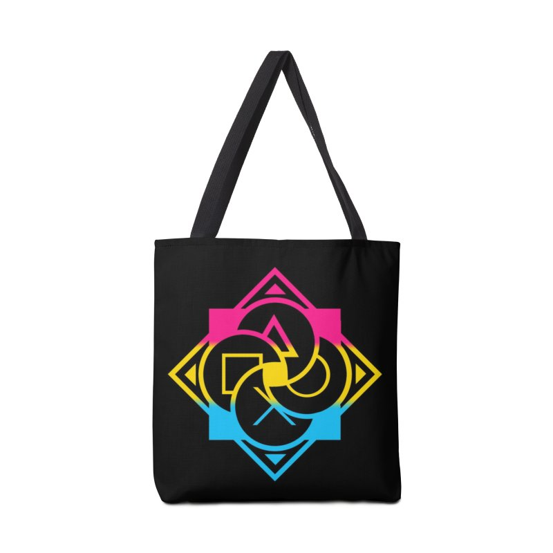 Logo - Pan Pride Accessories Tote Bag Bag by Queer Women Game Loot