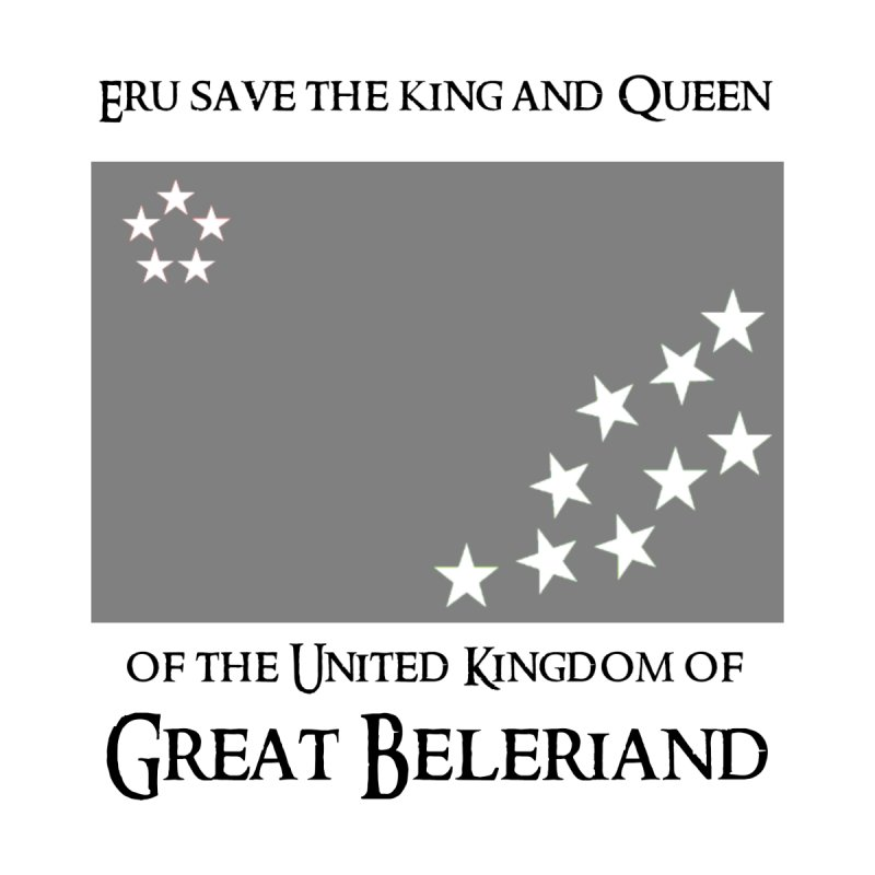Beleriand flag by Q101 Shop