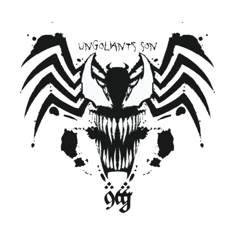 Ungoliant's Son Home Tapestry by Q101 Shop