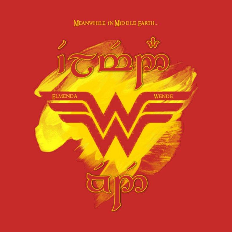 Wonder Woman by Q101 Shop
