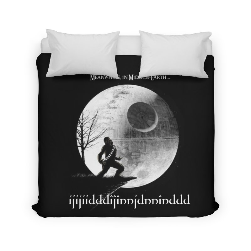 Werewookiee in Duvet by Q101 Shop