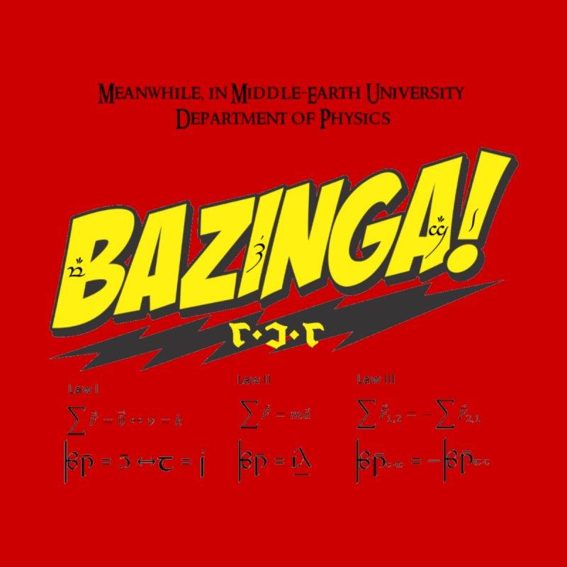 Bazinga! by Q101 Shop