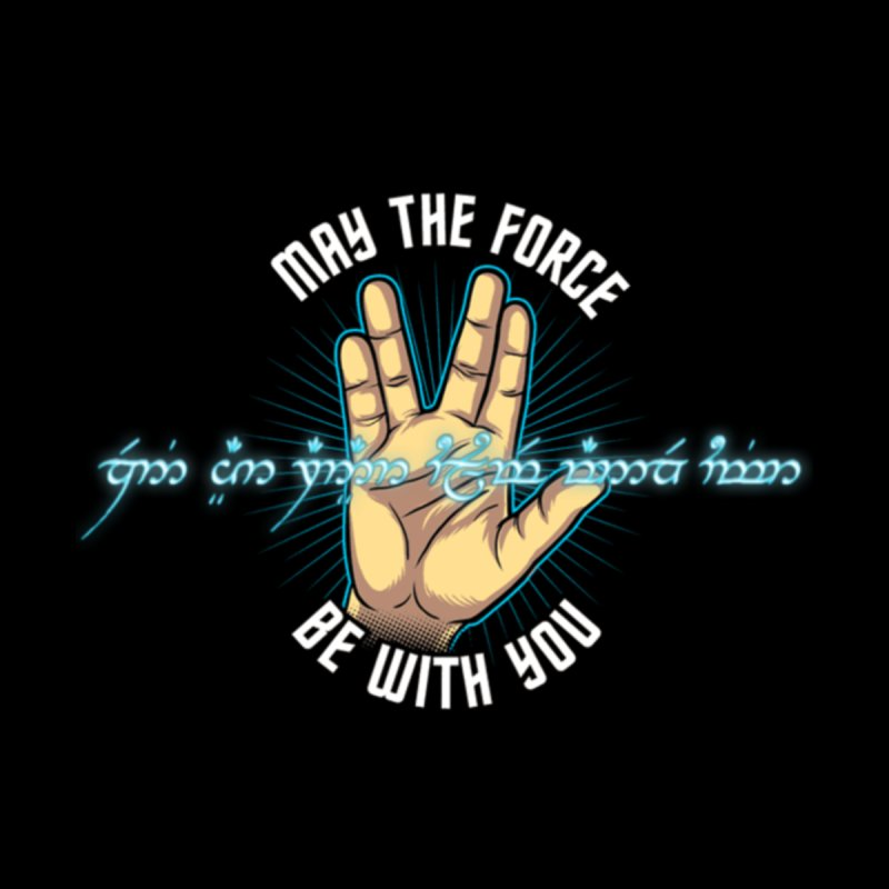 Not all those who wander prosper and are with the Force by Q101 Shop