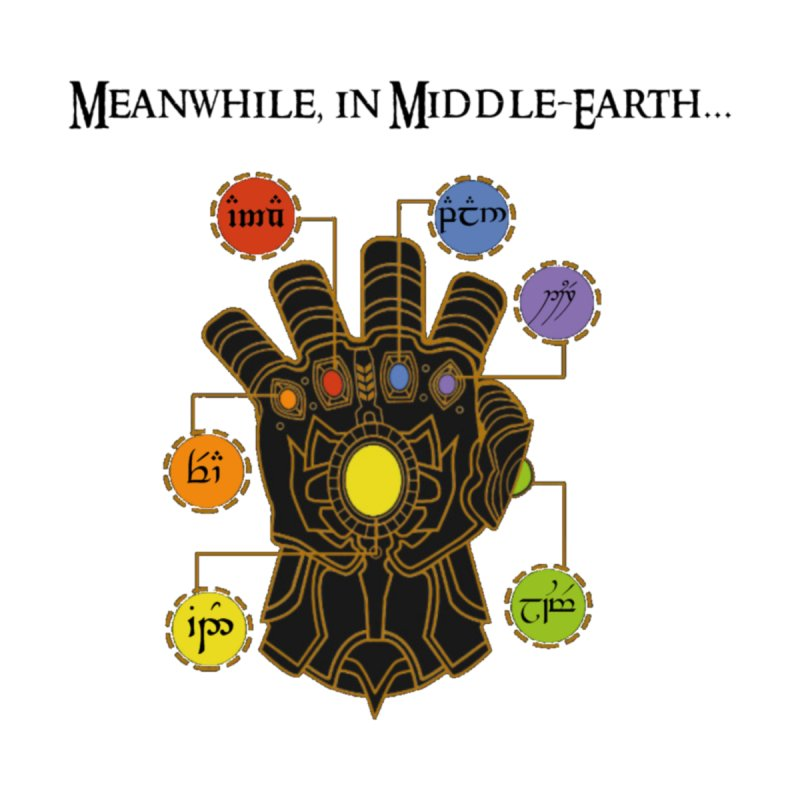 Infinity Gauntlet by Q101 Shop