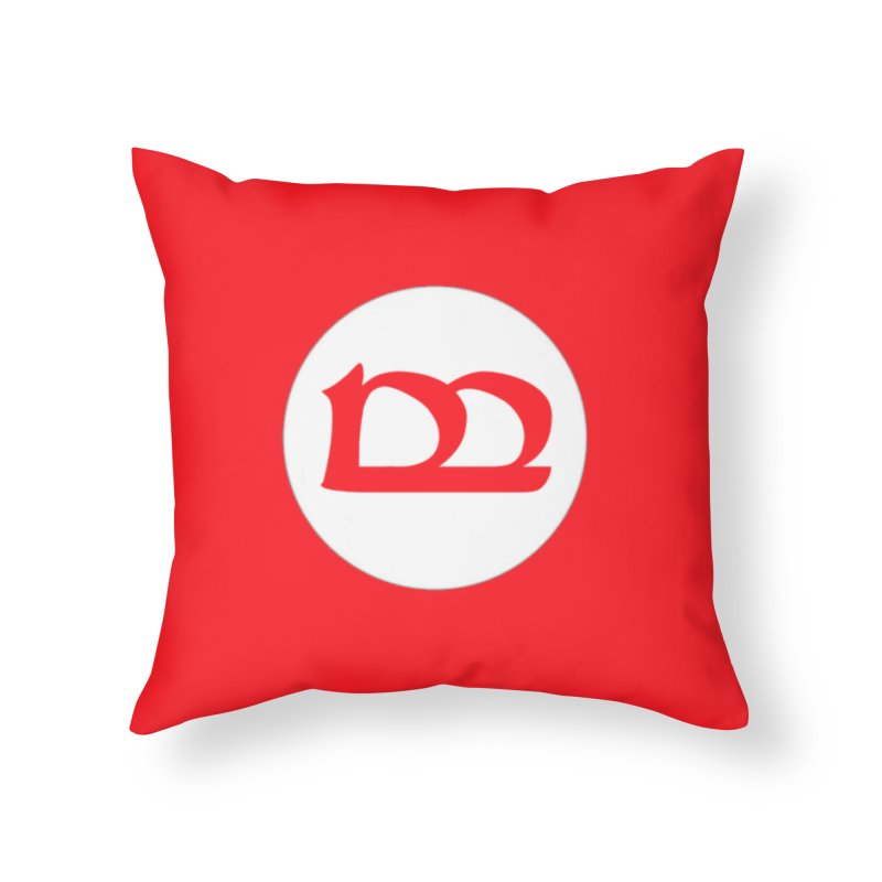 It's me... Mario! in Throw Pillow by Q101 Shop