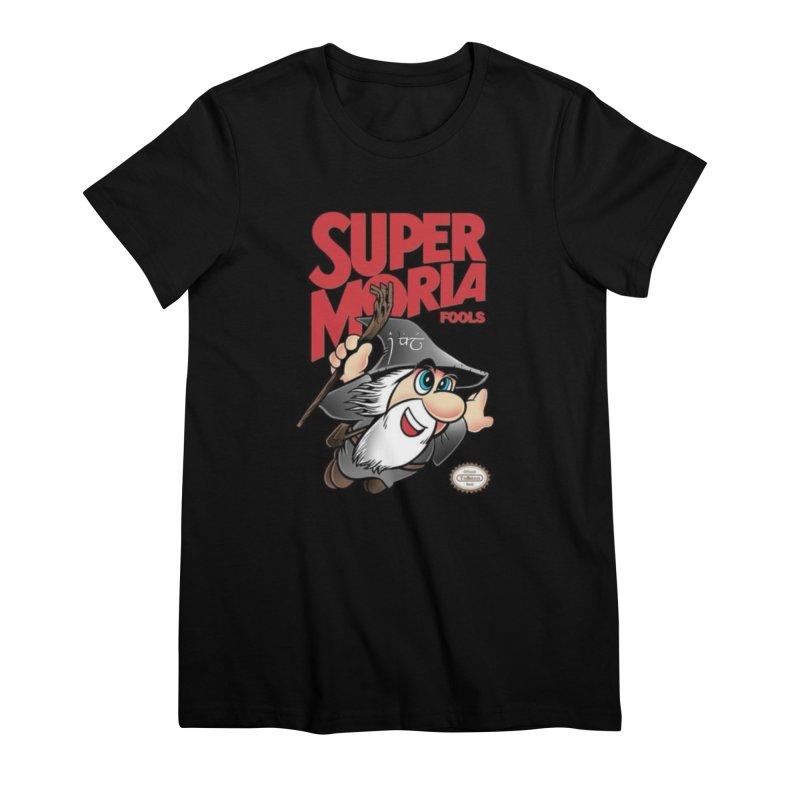 Super Moria Fools Women's Premium T-Shirt by Q101 Shop