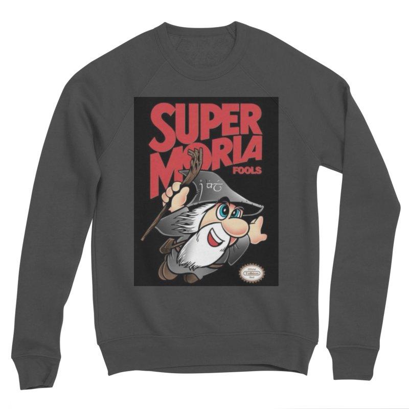 Super Moria Fools Women's Sponge Fleece Sweatshirt by Q101 Shop