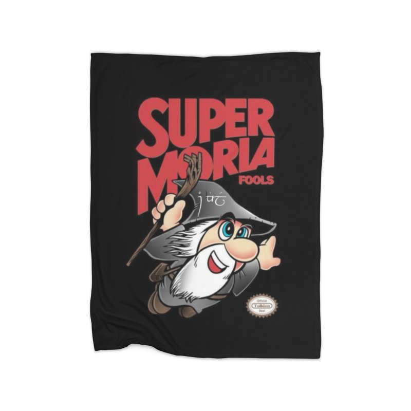Super Moria Fools Home Blanket by Q101 Shop
