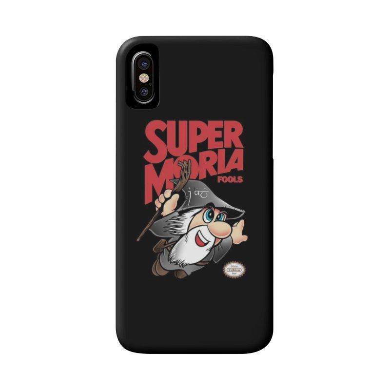 Super Moria Fools Accessories Phone Case by Q101 Shop