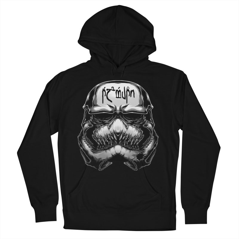 Warrior of the Sky Men's French Terry Pullover Hoody by Q101 Shop