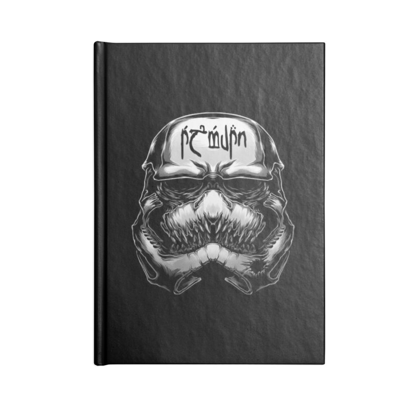 Warrior of the Sky Accessories Notebook by Q101 Shop