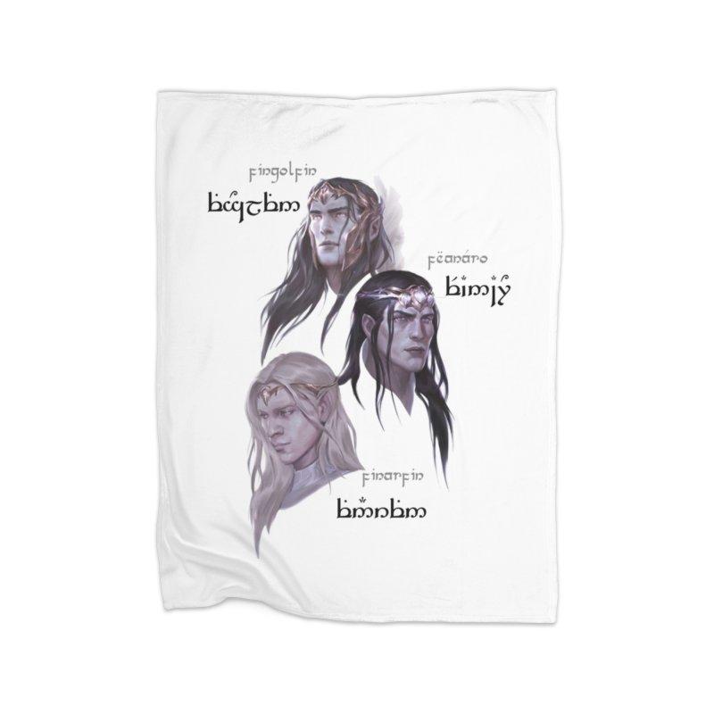 Noldor Bros Home Blanket by Q101 Shop