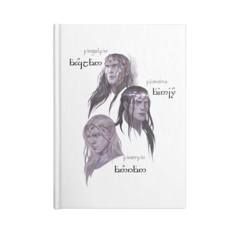 Noldor Bros Accessories Notebook by Q101 Shop