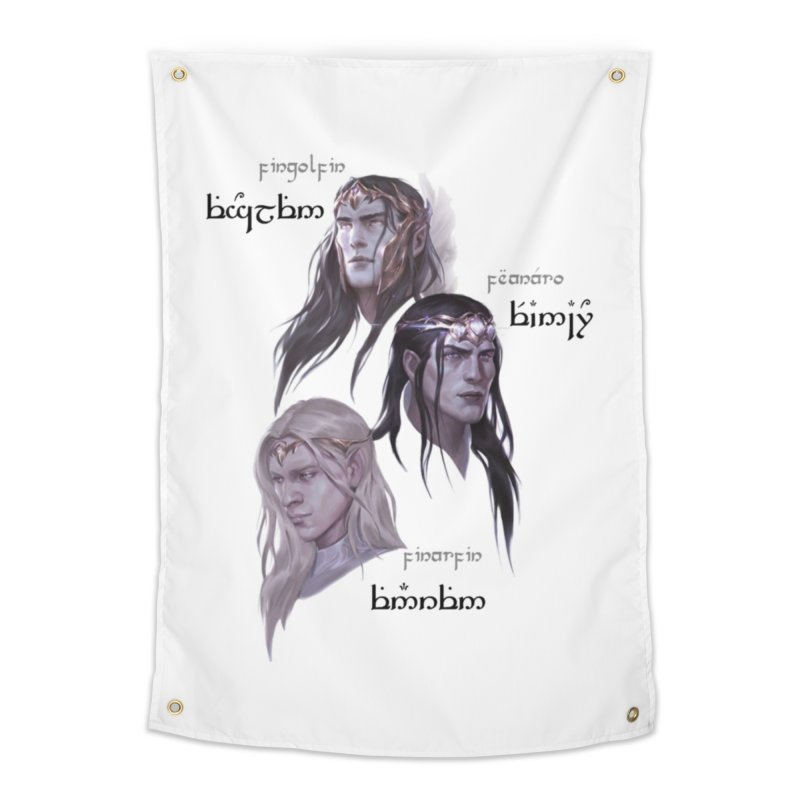 Noldor Bros Home Tapestry by Q101 Shop