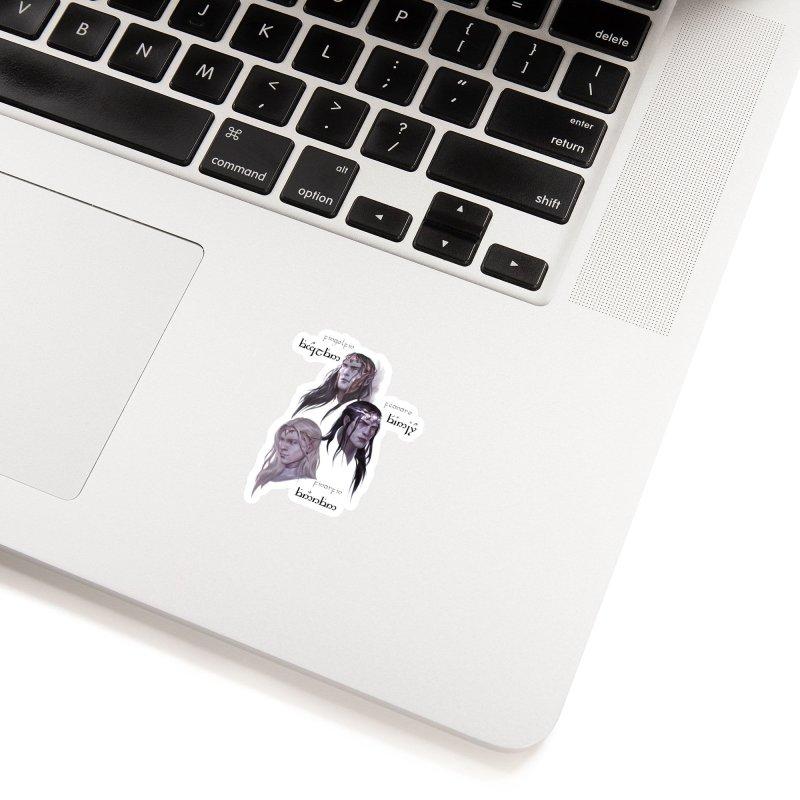 Noldor Bros Accessories Sticker by Q101 Shop