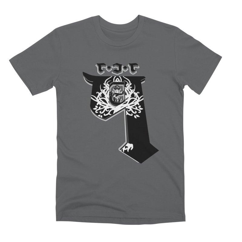 Q101 Shop 2.0 in Men's Premium T-Shirt Heavy Metal by Q101 Shop