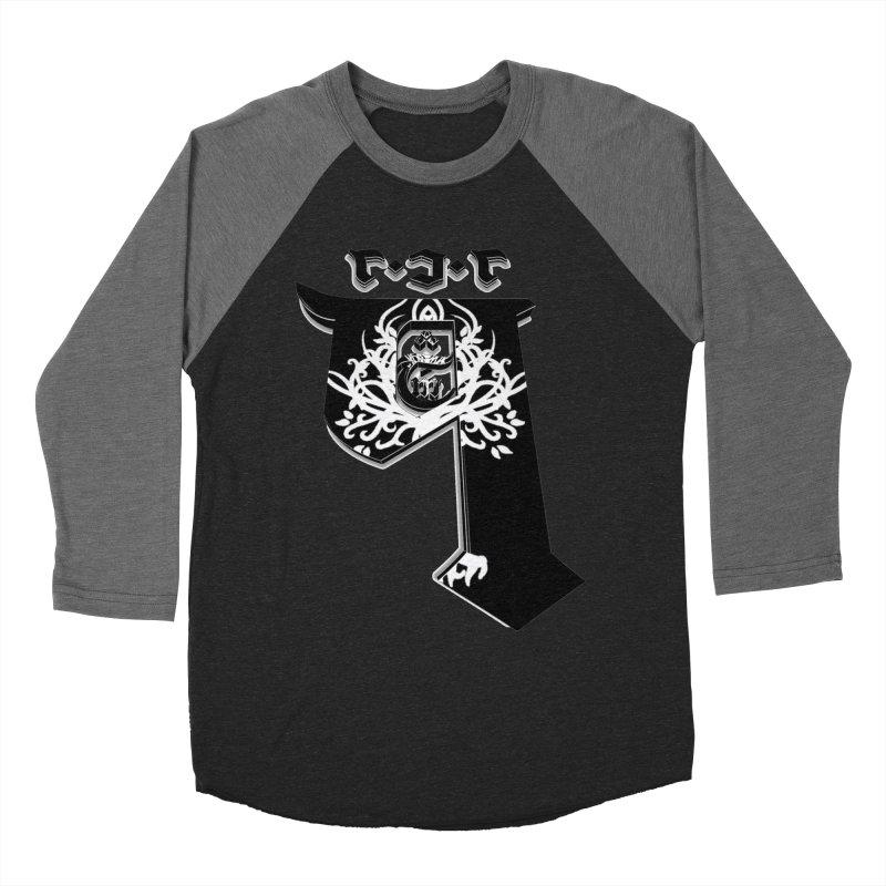 Q101 Shop 2.0 Men's Baseball Triblend Longsleeve T-Shirt by Q101 Shop