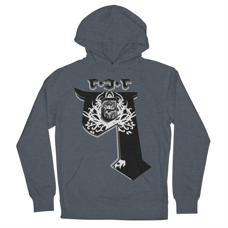 Q101 Shop 2.0 Men's French Terry Pullover Hoody by Q101 Shop