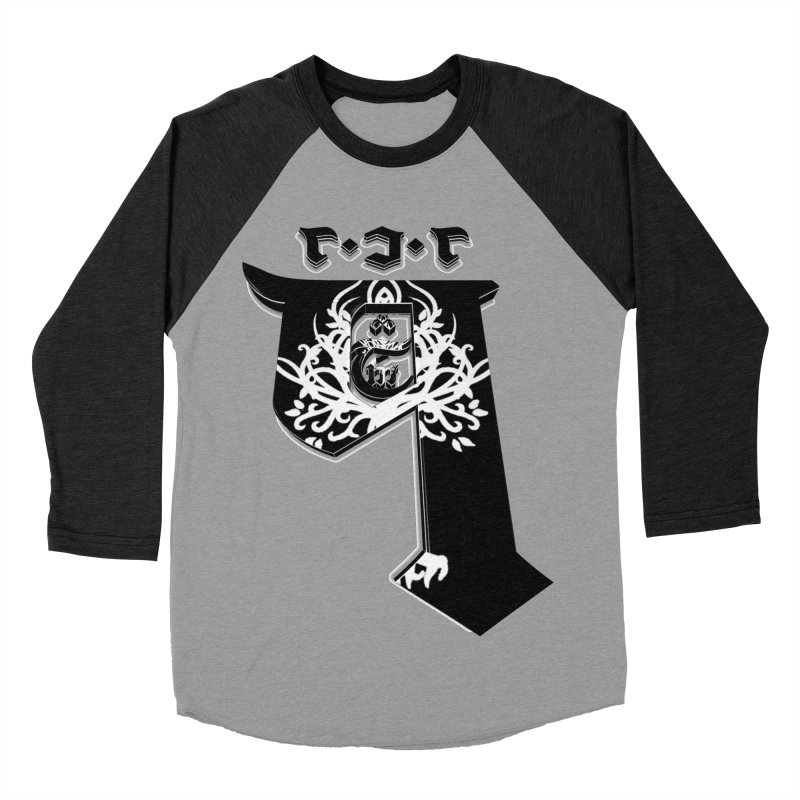 Q101 Shop 2.0 Women's Baseball Triblend Longsleeve T-Shirt by Q101 Shop